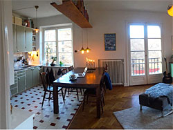 short term apartment södermalm a16